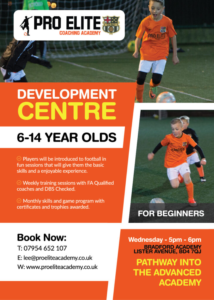 Pro Elite Academy: Development Centre